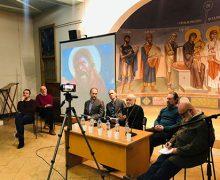 Дискуссия о современной храмовой живописи состоялась в Санкт-Петербурге