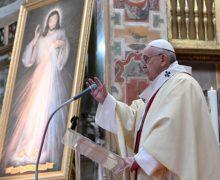Папа Франциск обратился со специальным посланием в связи с 90-летием явлений Иисуса Милосердного святой Фаустине Ковальской