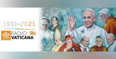 Папа Франциск поздравил Радио Ватикана с 90-летием