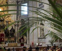Богослужения Страстной седмицы: рекомендации Святого Престола для епископов