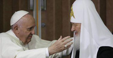 К пятой годовщине исторической встречи Папы Франциска и Патриарха Кирилла в Гаване