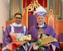 Епископ Кирилл Климович рукоположил нового диакона для католической общины Владивостока