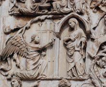 В Благовещение католики начинают 9-месячную молитву о нерожденных детях
