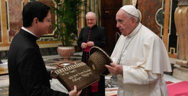 Папа — молодым священикам: помнить о прошлом, смотреть в будущее и жить настоящим