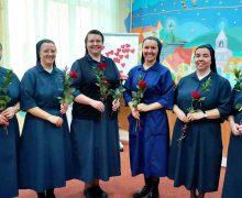 На Благовещение Дочери Милосердия св. Викентия де Поля обновили свои обеты
