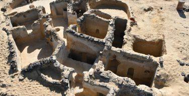 В Египте был найден древний монастырь: возможно, самый старый в мире