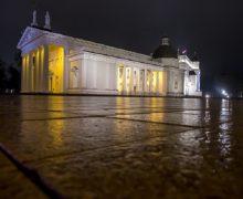 В Вильнюсе приостановлены богослужения в присутствии верующих до второго дня Пасхи