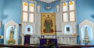 В католическом приходе Челябинска освятили алтарь во имя Святого Иосифа