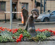 В Петербурге появился мемориал «Печальный ангел» в память о погибших в пандемию медиках