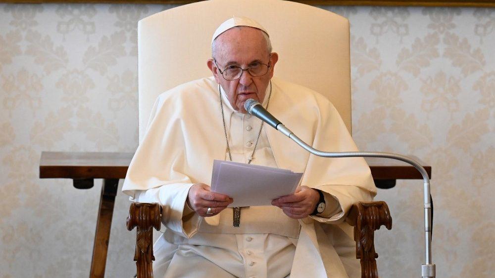 Папа Франциск на общей аудиенции подвел итоги своего визита в Ирак