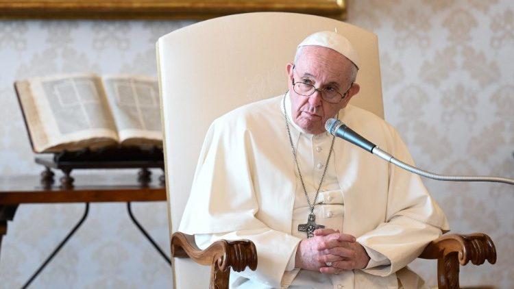 На общей аудиенции в среду 17 марта Папа Франциск завершил свой цикл катехез о молитве