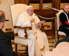 На общей аудиенции в Страстную среду Папа Франциск поделился своими размышлениями о Священном Пасхальном Триденствии