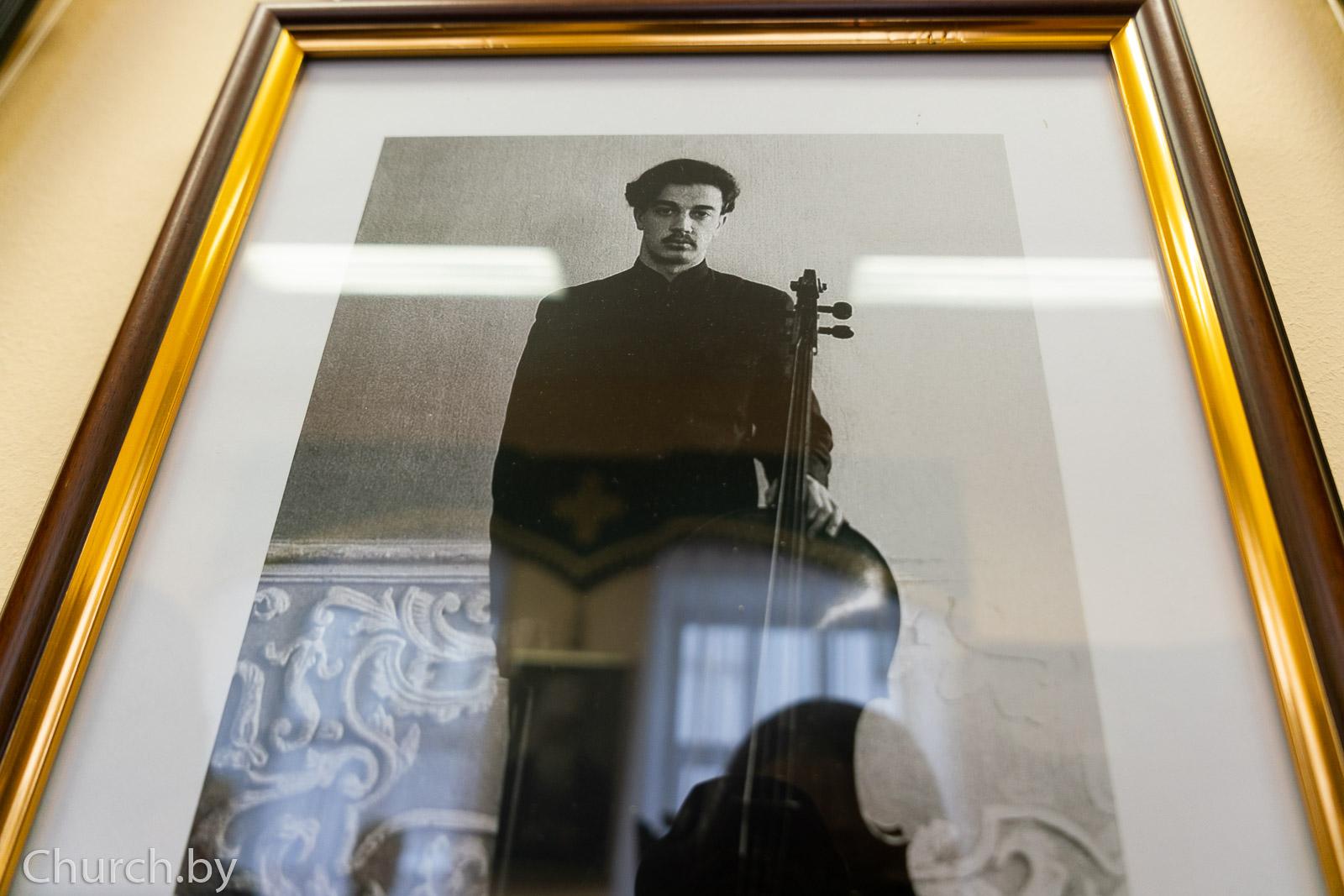 В день рождения недавно почившего митрополита Филарета (Вахромеева) в Минске открыли мемориальный кабинет его памяти