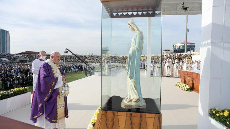 Кульминация Апостольского визита Папы Франциска в Ирак: Святая Месса под открытым небом в Эрбиле