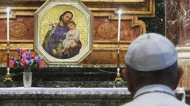 Декрет о предоставлении дара особых Индульгенций по случаю Юбилейного Года Святого Иосифа, объявленного Папой Франциском