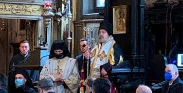 Папа Франциск поздравил нового православного митрополита Италии