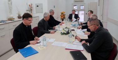 Состоялось очередное Пленарное заседание Конференции католических епископов России