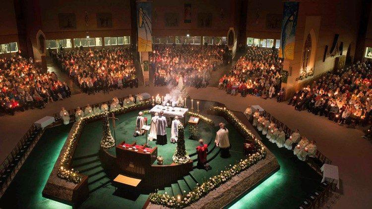 Святой Престол придал официальный статус Нокскому святилищу в Ирландии