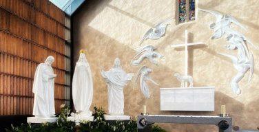 Базилика Девы Марии в Ноке провозглашена Международным Богородичным и Евхаристическим святилищем