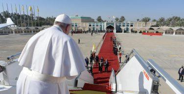 Апостольский визит Папы Франциска в Ирак завершен