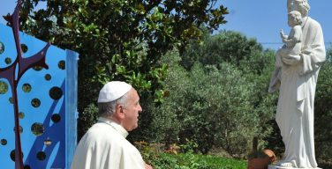 В торжество Святого Иосифа Папа Франциск обнародовал свое послание на День молитвы о призваниях