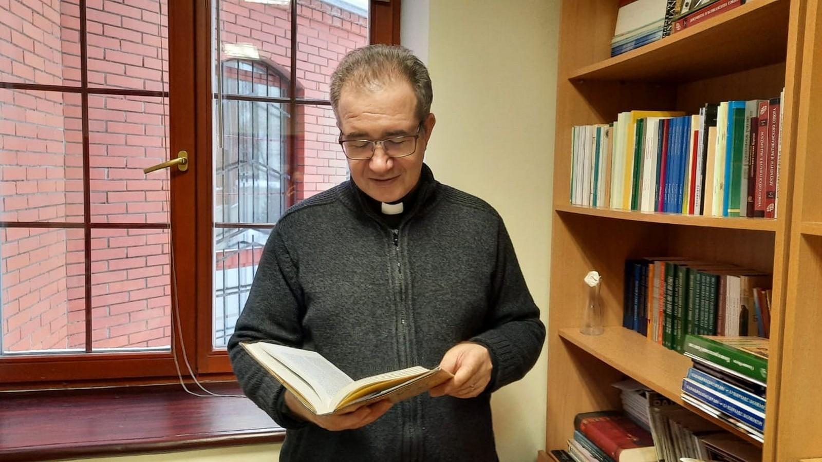 О миссионерах милосердия. Рассказывает монсеньор Сергей Тимашов