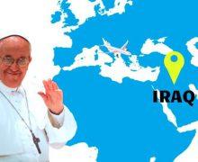 Накануне своего визита в Ирак Папа Франциск обнародовал видеопослание