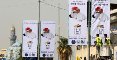 Папа Франциск просит молиться о его поездке в Ирак