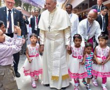 Папа Франциск поздравил Бангладеш с праздниками
