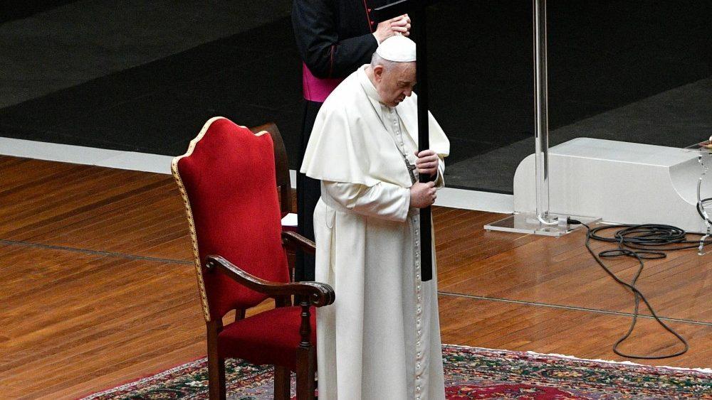 Обнародовано расписание богослужений Папы на Страстную седмицу