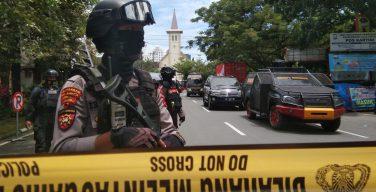 Индонезия: взрыв у католической церкви в Вербное воскресенье