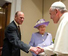 Папа выразил соболезнования в связи с кончиной принца Филиппа