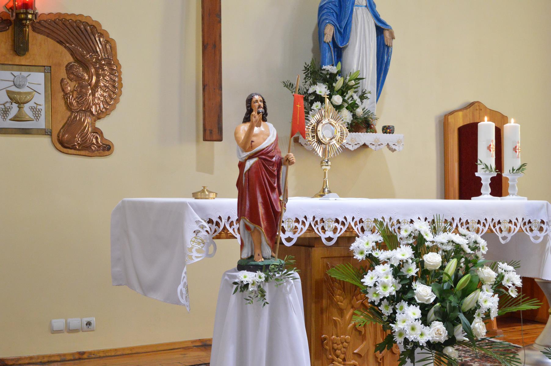 Пасхальное утро в приходе новосибирских францисканцев (+ ФОТО)