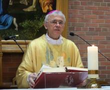 Слово Владыки Иосифа Верта на воскресной Мессе 18 апреля 2021 года, посвященной 30-й годовщине религиозной свободы в России (полный текст)