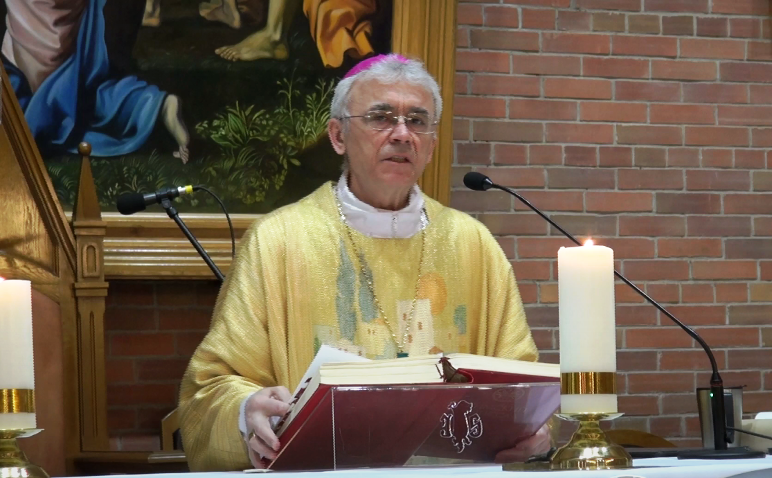 Слово Владыки Иосифа Верта на воскресной Мессе 18 апреля 2021 года, посвященной 30-й годовщине восстановления структур Католической Церкви в России