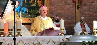 Проповедь епископа Иосифа Верта в день 30-летия восстановления структур Католической Церкви в России