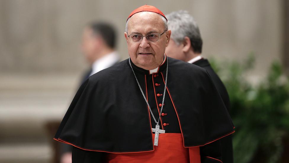 Кардинал Сандри в интервью La Repubblica прокомментировал заявление президента Украины