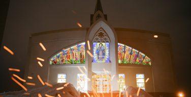 Праздник Святой Пасхи-2021 в приходах Преображенской епархии (ФОТО)