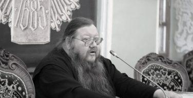 Скончался игумен Андроник (Трубачев), внук о. Павла Флоренского