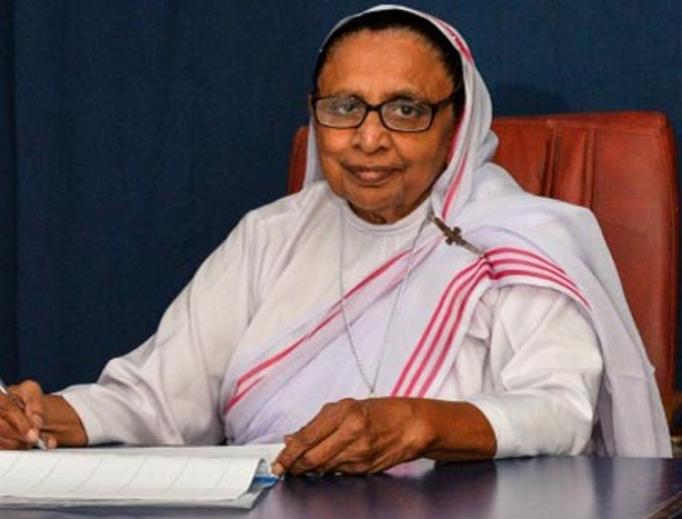 Правительство Пакистана наградило (посмертно) католическую монахиню орденом за служение обществу