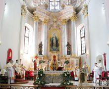 В Минске отметили 30-летие возрождения Католической Церкви в Белоруссии