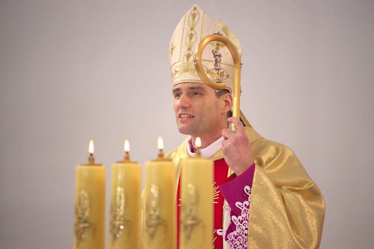 Избран новый председатель Конференции католических епископов Беларуси