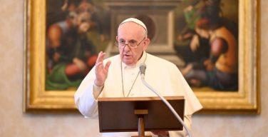 Папа Франциск в Светлый понедельник: найти Христа – значит обрести в сердце мир
