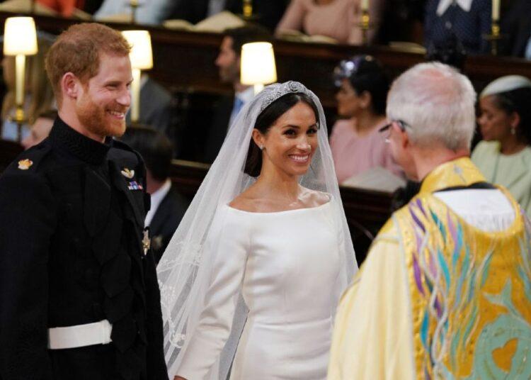 Архиепископ Кентерберийский опроверг слухи о тайном преждевременном венчании принца Гарри с Меган Маркл