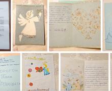 Папа Франциск поблагодарил детей из нижегородского прихода