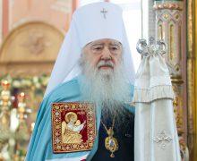 Патриарх Кирилл удовлетворил просьбу митрополита Ювеналия об уходе на покой