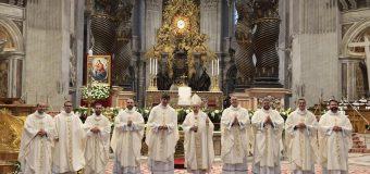 Папа – новым священникам: будьте пастырями, а не дельцами