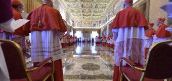 Папа собирает консисторию по канонизации семи подвижников