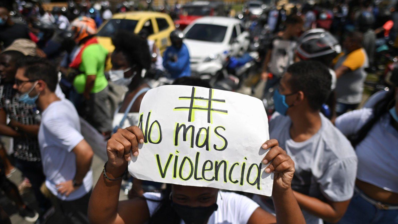 Папа Франциск выразил близость колумбийцам