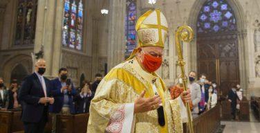 Кардинал Долан призвал паству вернуться в Церковь